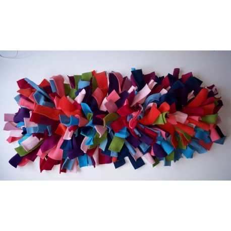 Snuffelmat Multicolor