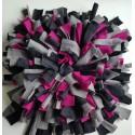 Snuffelmat Multicolor Zwart